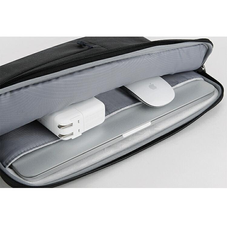 wiwu 12インチ ビジネスバッグ インナーバッグ PCケース 2色ipad/surface pro/surfacebook/macbook/ノートパソコン/Laptop2/タブレット|lamp|09