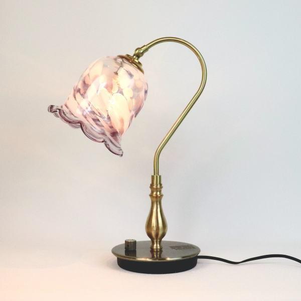 琉球ガラステーブルランプ GlassStudio尋 fc-210g-ryukyu4s 卓上ライト 琉球ガラス