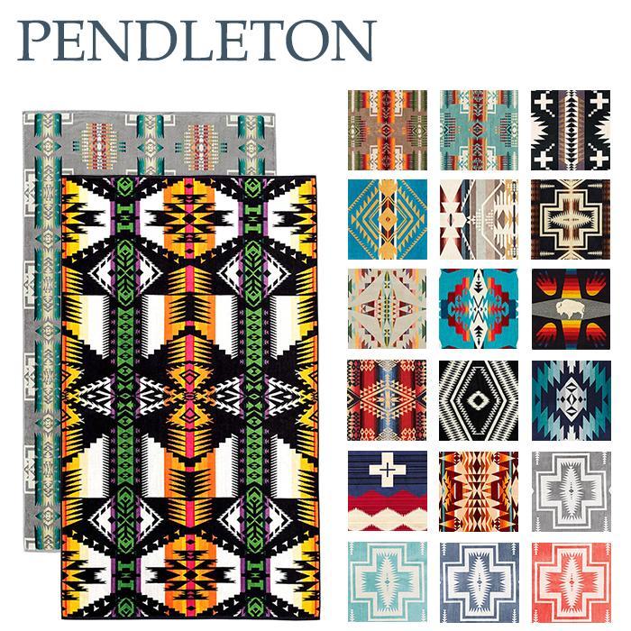 ペンドルトン タイムセール XB233 贈り物 オーバーサイズ ジャガードタオル 101cm×177cm 3 ペンデルトン