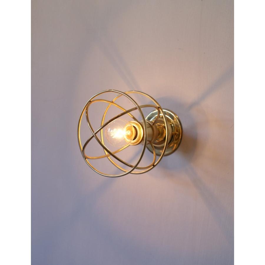ウォールランプ 壁掛け ブラケット marine bracket polished マリン 真鍮 ライト インダストリアル照明 好評 業界No.1 壁出し
