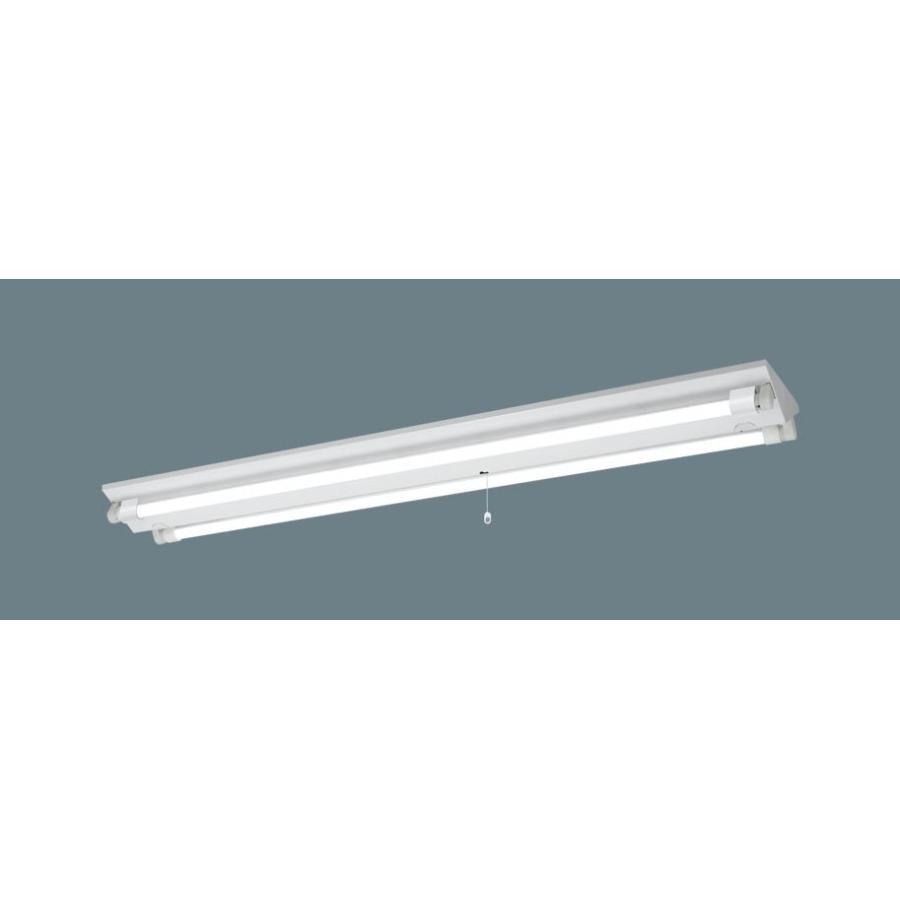 新パナソニック NNFG42001TLE9 天井直付型 富士型 40形 直管LEDランプベースライト(非常用)30分間タイプHf蛍光灯32形高出力型2灯器具相当