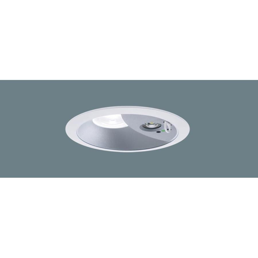 パナソニックダウンライト(非常用)埋込穴φ150  XNG1060SVLE9 パナソニックダウンライト(非常用)埋込穴φ150  XNG1060SVLE9   LED(温白色)一般型(30分間)・ビーム角50度・広角タイプ・蛍光灯FHT24形1灯器具相当