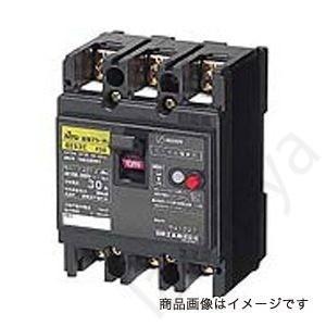 漏電ブレーカ GE102CA 2P 75A F100(表面形)GE102CA2P75AF100〔代引不可〕