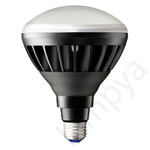LED電球 E26 口金 IWASAKI 岩崎電気 LEDアイランプ 18W LDR100/200V18L-H/BK/730 電球色【LDR100200V18LHBK730】
