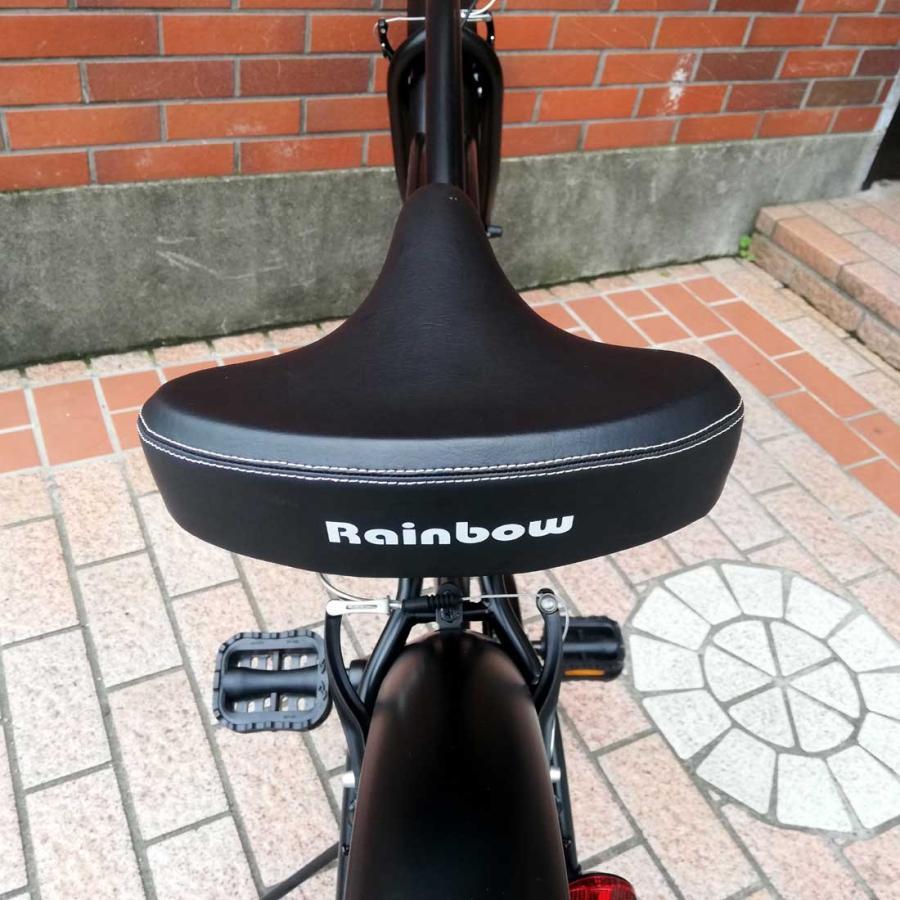 自転車 RAINBOW PCH101 29er-8D DARTH-VADER レインボー ビーチクルーザー 29インチ 8段変速付 おしゃれ 通勤 通学 メンズ レディース|lanai-makai|14