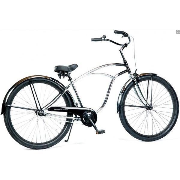 自転車 RAINBOW PCH101 29er クロームポリッシュ レインボー ビーチクルーザー 29インチ 8段変速付 おしゃれ 通勤 通学 メンズ レディース|lanai-makai|06