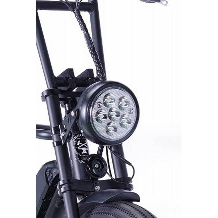 BRONX BUGGY20 LED LIGHT 自転車 ライト lanai-makai