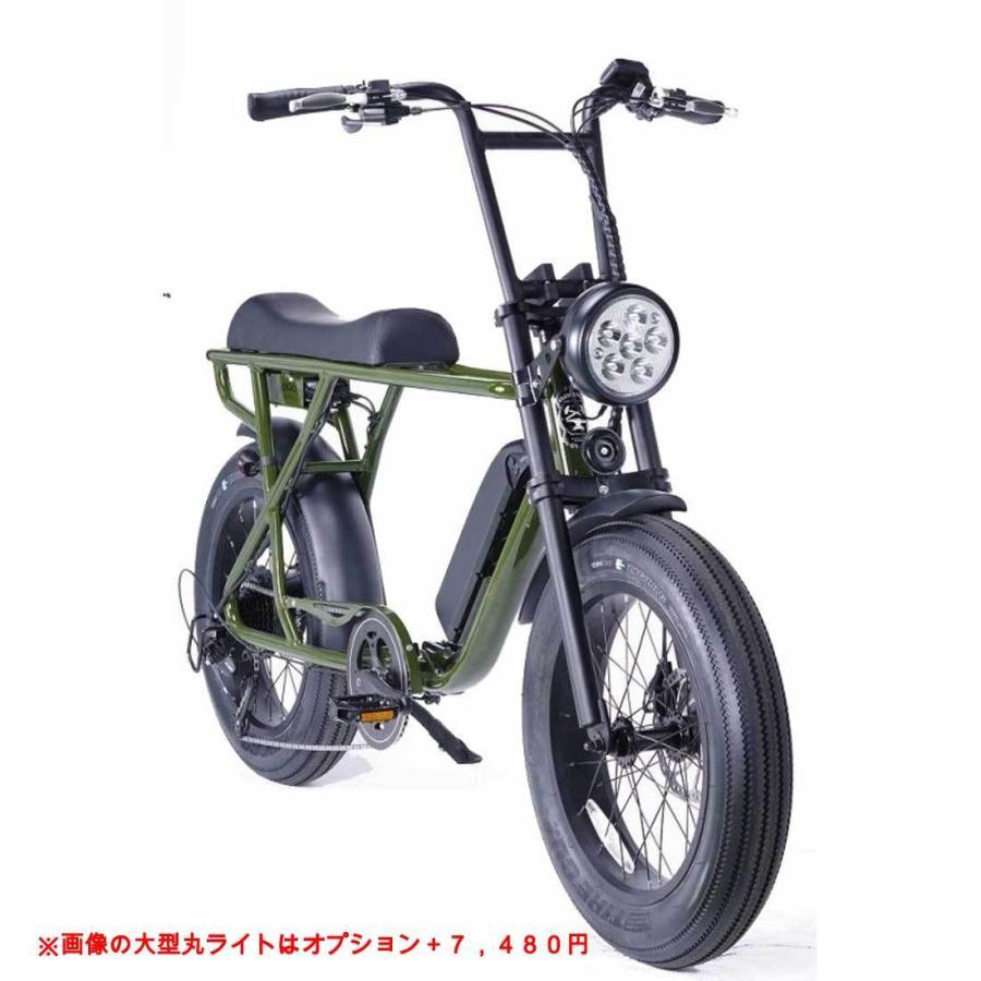 BRONX BUGGY20 LED LIGHT 自転車 ライト lanai-makai 02