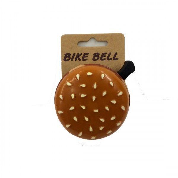 自転車 ベル RAINBOW-HANBURGER-BELL  |lanai-makai