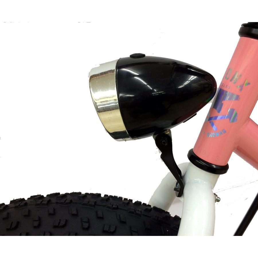 自転車 ライト 取付 パーツ キャリパーパーツ RAINBOW CALIPERPARTS lanai-makai