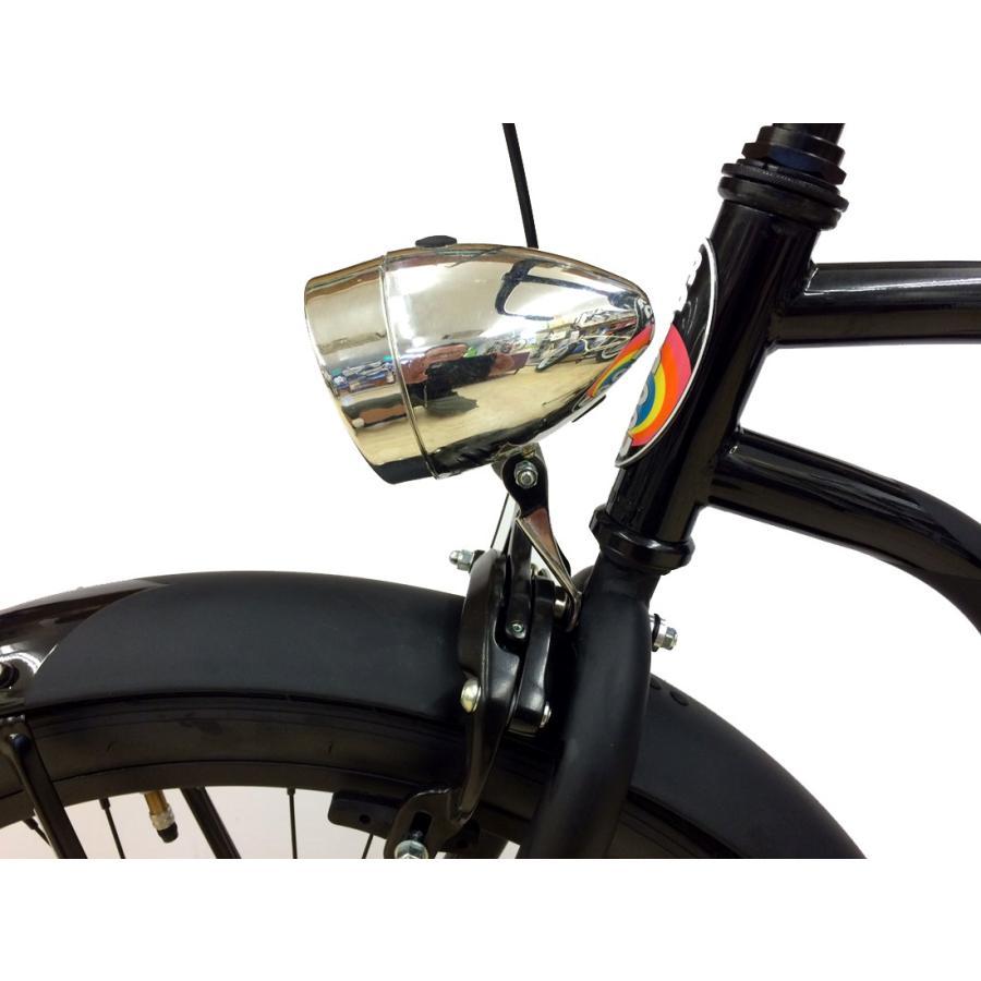 自転車 ライト 取付 パーツ キャリパーパーツ RAINBOW CALIPERPARTS lanai-makai 02