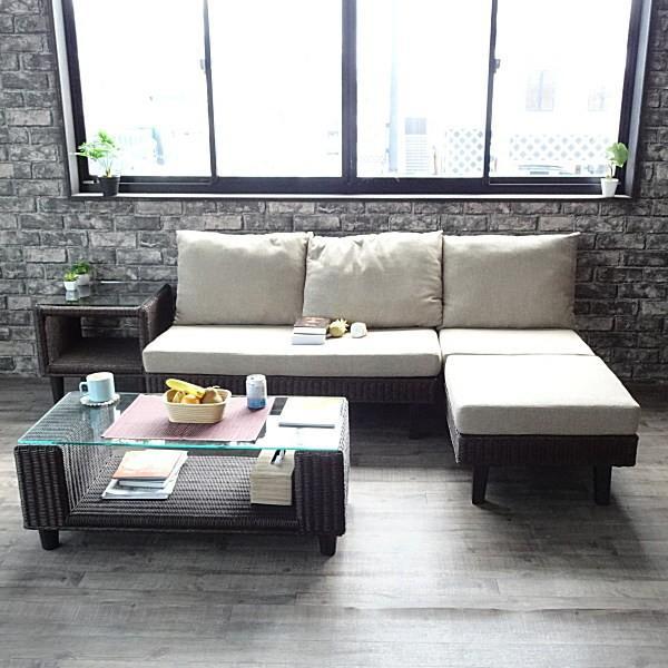 sofa ソファ ratan ラタン アジアン 家具 インテリア