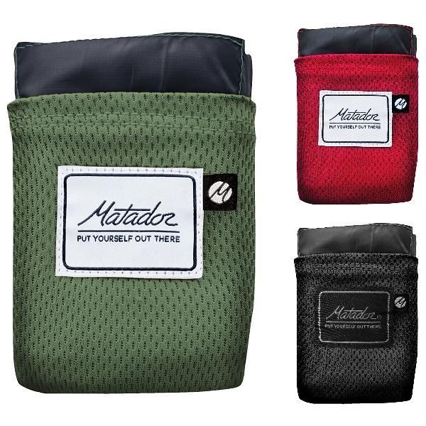 Matador 出群 マタドール 超コンパクト 撥水加工 ポケットブランケット 爆安プライス Ver.2.0 Blanket レジャーシート Pocket