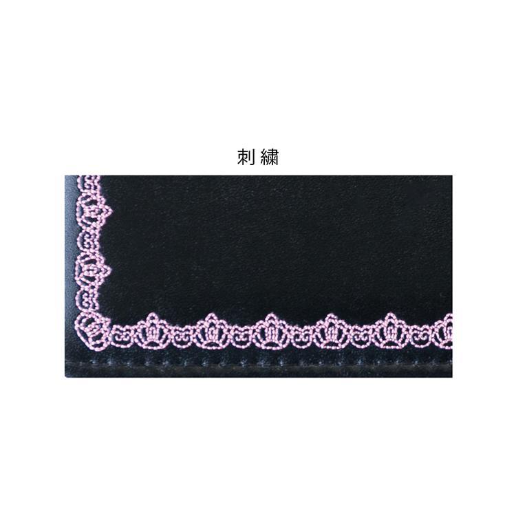 LIRICO リリコ 筆箱 ロマンティック ペンケース 筆入れ ピンク ブルー ブラウン ブラック|lapiz|15