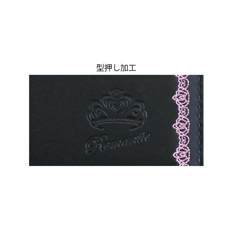 LIRICO リリコ 筆箱 ロマンティック ペンケース 筆入れ ピンク ブルー ブラウン ブラック|lapiz|16