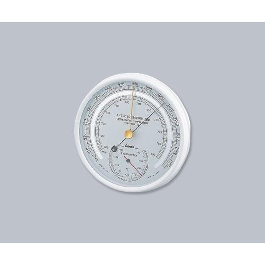 アネロイド気圧計 1-6415-01