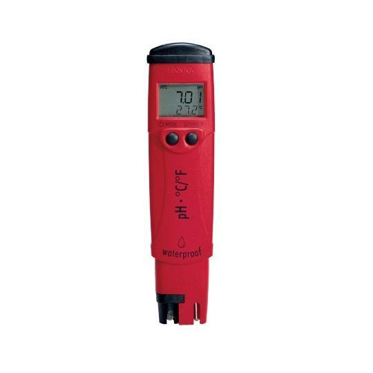 日常防水pH計 校正証明書付き 1-6511-01-20