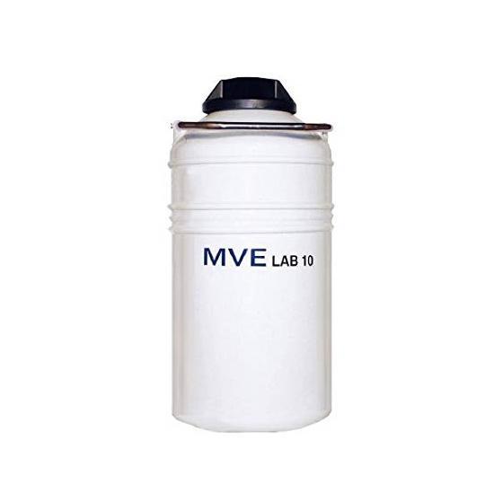 液体窒素保存容器 LABシリーズ 10L 0.18L/日 2-5893-03