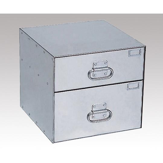 [直送品・代引き不可] 卓上型超低温槽(マイバイオキューブ)DF-35用標準トレー 2-6834-11