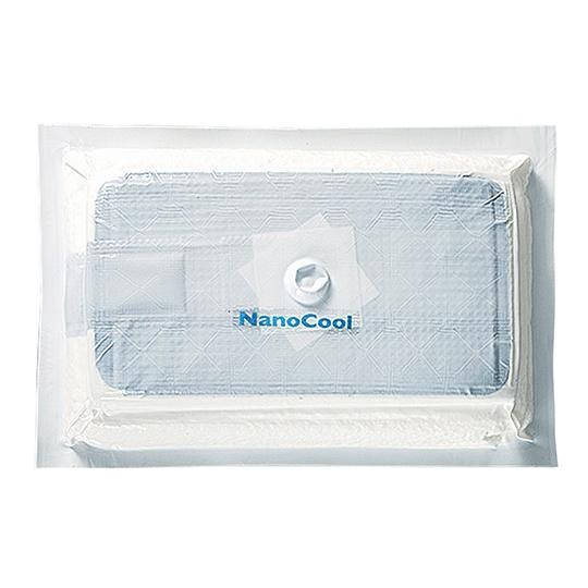 ナノクールシステム (瞬間冷却保温輸送システム) 2-85225用蓋(冷却剤1個付き) 3-5227-11