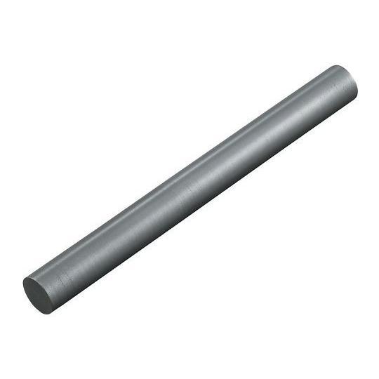 黒鉛丸棒(グラファイト丸棒 CIP材) 直径Φ50mm×長さ300mm 3-693-05
