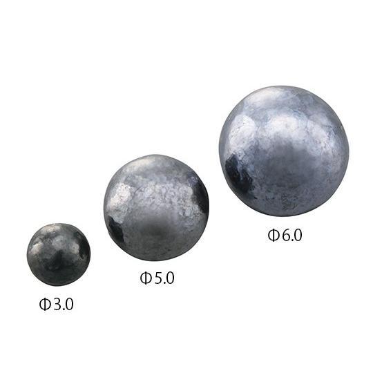 鉛球 Φ4.5 100個入 3-7505-03