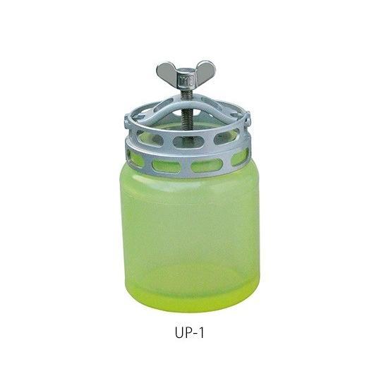樹脂製粉砕容器 ウレタン 1L 3-9561-01