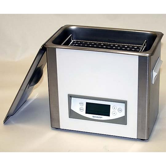 超音波洗浄機 267×163×237mm 4-016-11