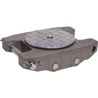 ダイキ スピードローラーアルミダブル型ウレタン車輪3t AL-DUW-3