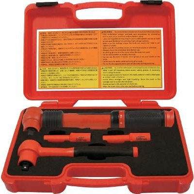 バーコ 絶縁工具セット ミニ 4点セット TEVSETMINI