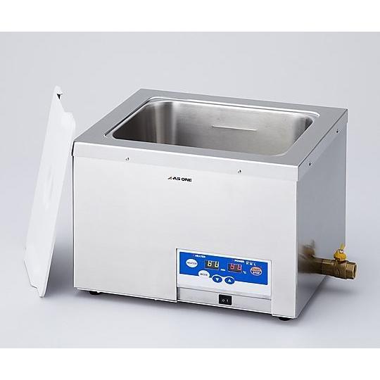 超音波洗浄器(ステンレス製・ASU-Mシリーズ) 384×324×273mm 1-2162-04