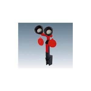 洗眼器 ダブルタイプ 1-6933-03