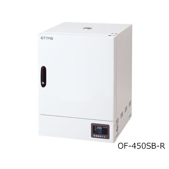 定温乾燥器(強制対流方式) スチールタイプ・窓無し 右扉 出荷前点検検査書付 1-8999-55-22