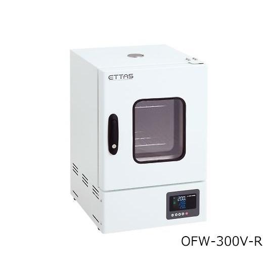 定温乾燥器(タイマー仕様・強制対流方式) 窓付きタイプ 右扉 出荷前点検検査書付 1-2126-24-22