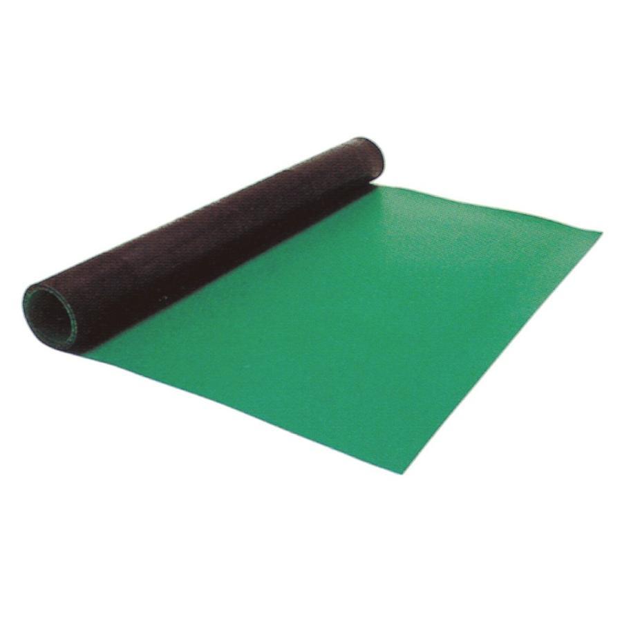 白光 制電マット フロア用(グリーン) 1X10M 499-1