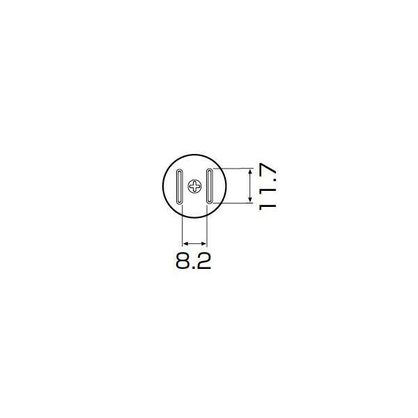 白光 ノズル/SOP7.6X12.7用 A1258B