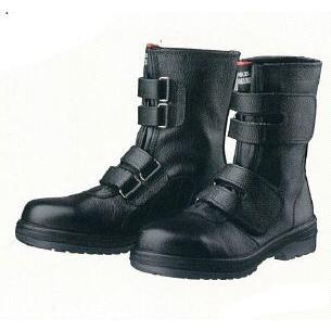 安全ブーツ(軽量・ソフト) 25cm 3-8461-04