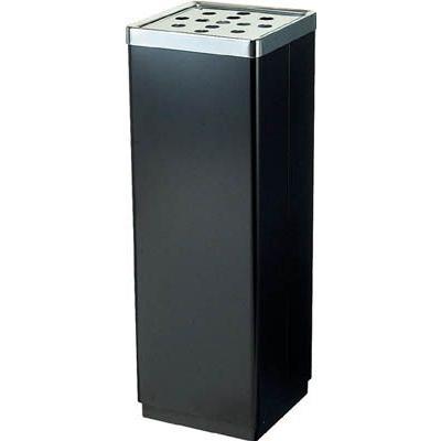 山崎産業 山崎産業 山崎産業 (灰皿)スモーキング YS−106B 黒 YS-07L-ID-BK f9b