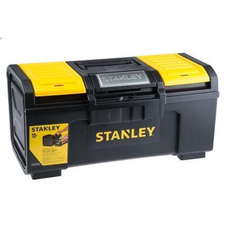 STANLEY 工具箱 黒黄 1-79-217 返品不可 公式ショップ 486×266×236