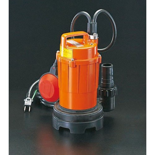AC100V(50Hz)/32mm 水中ポンプ(汚水用/オート) EA345JL-50