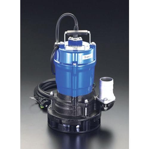 AC100V(50Hz)/50mm 水中ポンプ(一般工事用) EA345RY-50