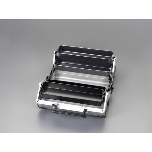 440x233x230mm 両開き工具箱 EA504AD-1A 両開き工具箱 EA504AD-1A 両開き工具箱 EA504AD-1A e00