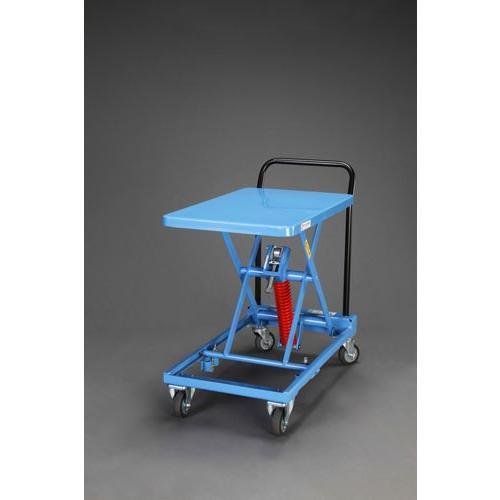 800X500mm/250-400kg テーブルリフト(高さ調整式) EA520XK-2