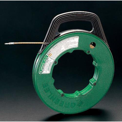 4.8mmx15m フィッシュテープ(フレキシブルスチ-ル) EA597GF-15