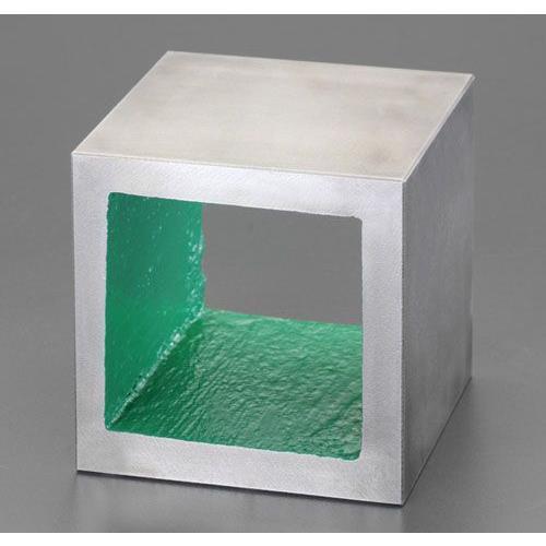 100x100x100mm 箱型ブロック(機械仕上)