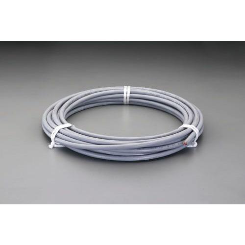 600V/53Ax20m 電力ケーブル(VVR/3芯)