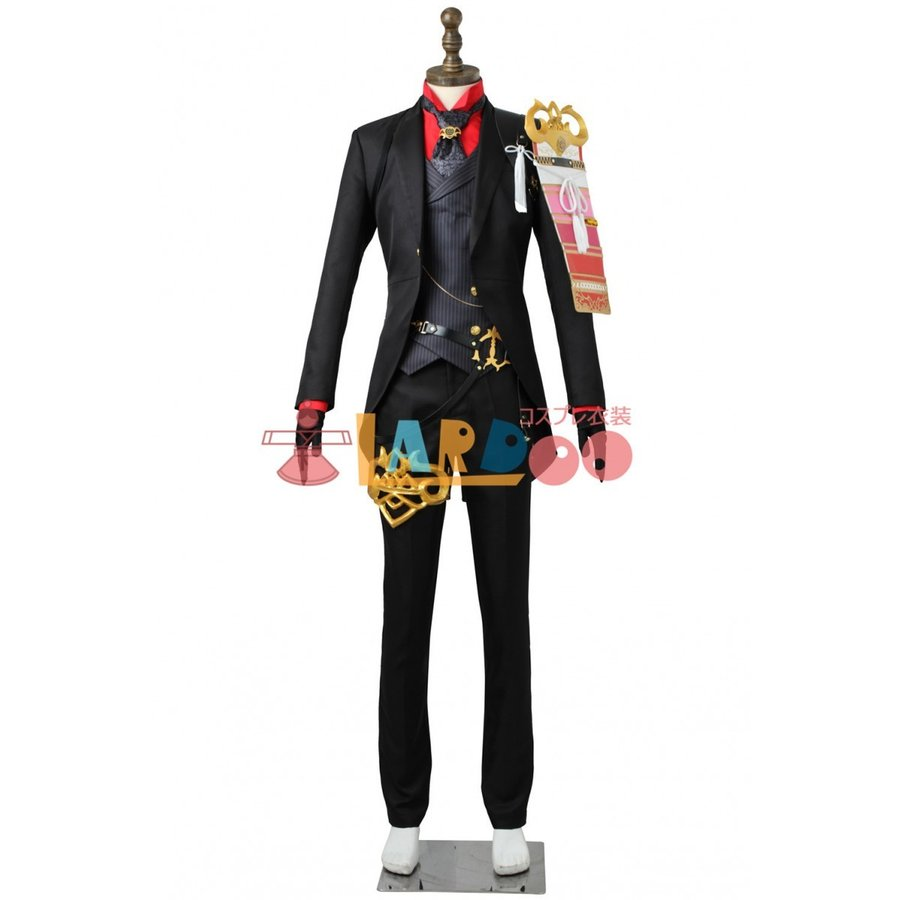 刀剣乱舞 大般若長光(だいはんにゃながみつ) 出陣 コスプレ衣装 激安 アニメ コスチューム とうらぶ 通販 仮装 cosplay
