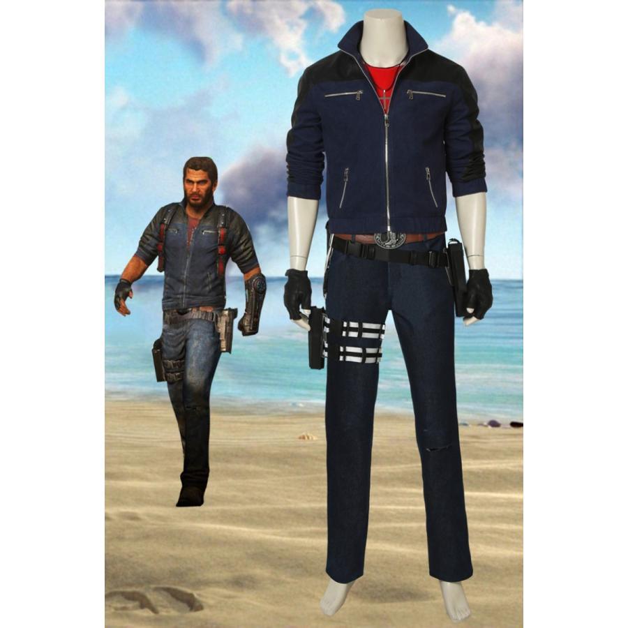 ジャストコーズ 3 リコ・ロドリゲス JUST CAUSE 3 Rico Rodriguez コスプレ衣装 ゲーム cosplay コスチューム