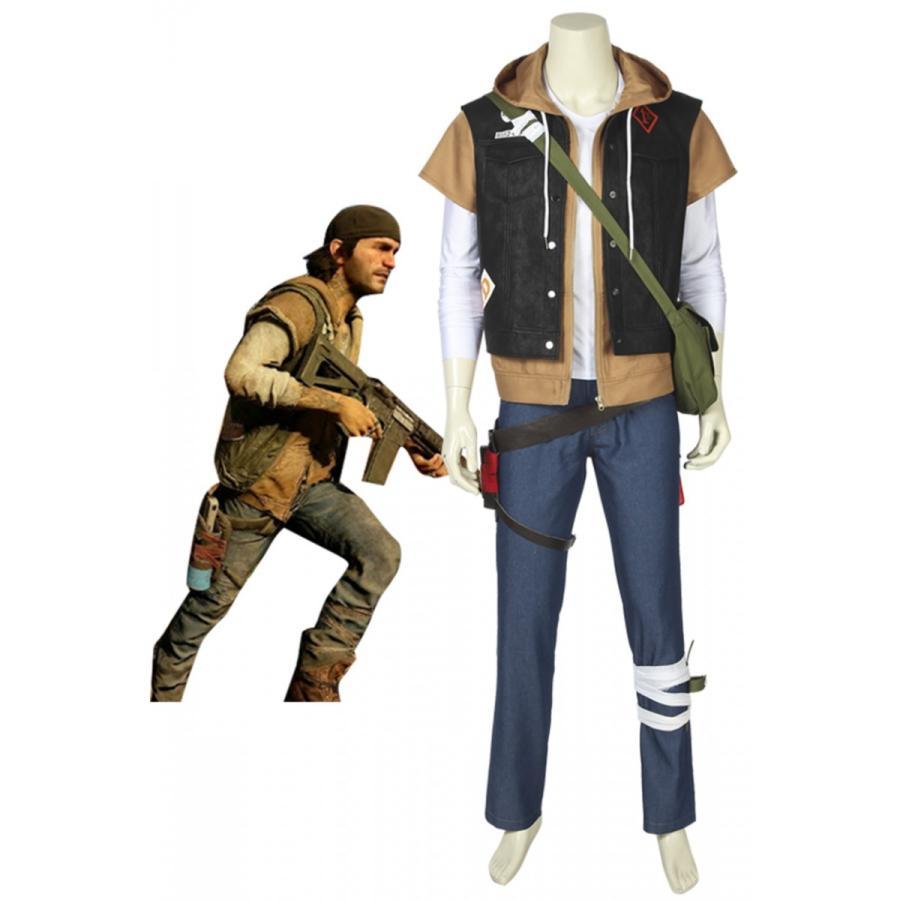 8fbf8671778b21 デイズ ゴーン ディーコン·セントジョン Days Gone Gone Deacon St.John cosplay 仮装 ゲーム コスプレ衣装  コスチューム cosplay 仮装 :4319:lardoo株式会社