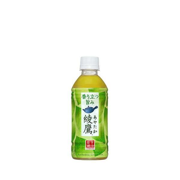コカ 贈り物 コーラ社製品 綾鷹 300mlPET 緑茶 一部予約 ※数量は48本単位でご注文下さい ペットボトル